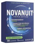 Acheter Novanuit Triple Action Comprimés B/30 à St Jean de Braye