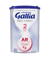 Gallia Bebe Expert Ar 2 Lait En Poudre B/800g à St Jean de Braye