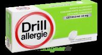 Drill 10 Mg Comprimés à Sucer Allergie Cétirizine Plq/7 à St Jean de Braye