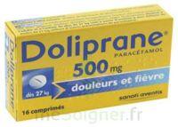 DOLIPRANE 500 mg Comprimés 2plq/8 (16) à St Jean de Braye