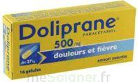 DOLIPRANE 500 mg Gélules B/16 à St Jean de Braye