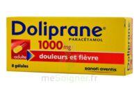 Doliprane 1000 Mg Gélules Plq/8 à St Jean de Braye