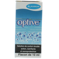 Optive, Fl 10 Ml à St Jean de Braye