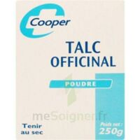 COOPER TALC, bt 250 g à St Jean de Braye