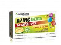 Azinc Energie Taurine + Vitamine C Comprimés à croquer dès 15 ans B/30 à St Jean de Braye