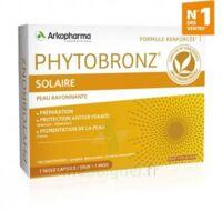 Phytobronz Solaire Caps Tous Types De Peaux 2b/30 à St Jean de Braye