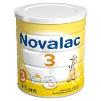 Novalac 3 Croissance lait en poudre 800g à St Jean de Braye