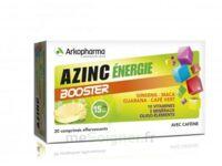 Azinc Energie Booster Comprimés effervescents dès 15 ans B/20 à St Jean de Braye