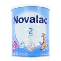 Novalac 2 Lait en poudre 800g à St Jean de Braye