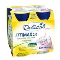 DELICAL EFFIMAX 2.0 FIBRES, 200 ml x 4 à St Jean de Braye