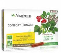 Arkofluide Bio Ultraextract Solution buvable confort urinaire 20 Ampoules/10ml à St Jean de Braye