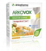 Arkovox Comprimés à Sucer Miel Citron B/20 à St Jean de Braye