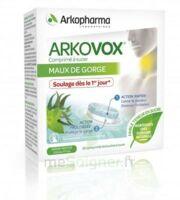 Arkovox Comprimés à sucer menthe eucalyptus B/20 à St Jean de Braye