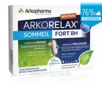 Arkorelax Sommeil Fort 8H Comprimés B/15 à St Jean de Braye
