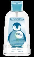 Abcderm H2o Solution Sans Rinçage Nettoyante Bébé Fl Pompe/1l à St Jean de Braye