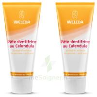Weleda Duo Pâte Dentifrice Au Calendula 150ml à St Jean de Braye