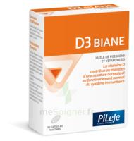 Pileje D3 Biane Capsules 200 Ui - Vitamine D 30 Capsules à St Jean de Braye