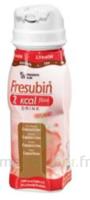 Fresubin 2kcal Fibre Drink Nutriment Cappuccino 4bouteilles/200ml à St Jean de Braye