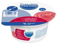 Fresubin 2kcal Crème Sans Lactose Nutriment Fraise Des Bois 4 Pots/200g à St Jean de Braye