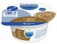 Fresubin 2kcal Crème sans lactose Nutriment cappuccino 4 Pots/200g à St Jean de Braye