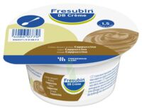 Fresubin Db Creme Nutriment Cappuccino 4pots/200g à St Jean de Braye