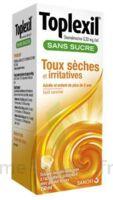 TOPLEXIL 0,33 mg/ml sans sucre solution buvable 150ml à St Jean de Braye