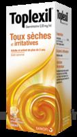 TOPLEXIL 0,33 mg/ml, sirop 150ml à St Jean de Braye