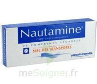 NAUTAMINE, comprimé sécable à St Jean de Braye