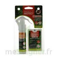 Insect Protect Spray Peau + Spray VÊtements Fl/18ml+fl/50ml à St Jean de Braye
