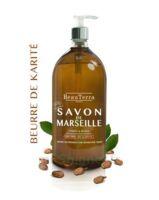 Beauterra - Savon De Marseille Liquide - Beurre De Karité - 1l à St Jean de Braye