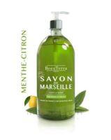 Beauterra - Savon De Marseille Liquide - Menthe/citron 1l à St Jean de Braye
