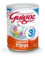 GUIGOZ 3 LAIT DE CROISSANCE FIBRES  800G à St Jean de Braye