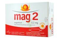 Mag 2 122 Mg S Buv En Ampoule Sans Sucre édulcoré à La Saccharine Sodique 30amp/10ml à St Jean de Braye