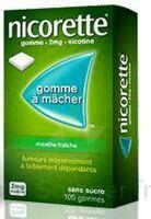 Nicorette 2 Mg Gom à Mâcher Médic Sans Sucre Menthe Fraîche Plq/30gom à St Jean de Braye