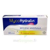 Mycohydralin 500 Mg, Comprimé Vaginal à St Jean de Braye