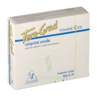 Fero-grad Vitamine C 500, Comprimé Enrobé à St Jean de Braye