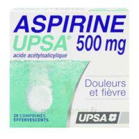 Aspirine Upsa 500 Mg, Comprimé Effervescent à St Jean de Braye
