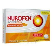 Nurofen 200 Mg, Comprimé Orodispersible à St Jean de Braye