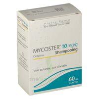 MYCOSTER 10 mg/g, shampooing à St Jean de Braye
