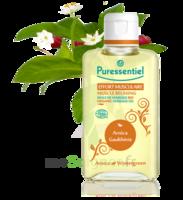 Puressentiel Articulations & Muscles Huile de massage BIO** Effort Musculaire - Arnica - Gaulthérie - 100 ml à St Jean de Braye