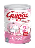 GUIGOZ 2 Lait pdre B/800g à St Jean de Braye