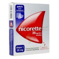 Nicoretteskin 25 mg/16 h Dispositif transdermique B/28 à St Jean de Braye