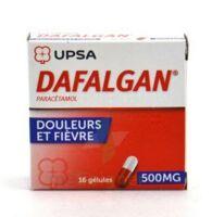 DAFALGAN 500 mg Gélules 2plq/8 (16) à St Jean de Braye