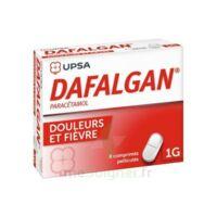Dafalgan 1000 Mg Comprimés Pelliculés Plq/8 à St Jean de Braye