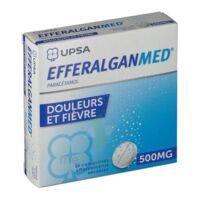 EFFERALGANMED 500 mg, comprimé effervescent sécable à St Jean de Braye