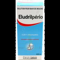 Eludrilperio 0,2 %, Solution Pour Bain De Bouche à St Jean de Braye