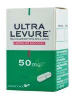 ULTRA-LEVURE 50 mg Gélules Fl/50 à St Jean de Braye