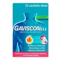 GAVISCONELL Suspension buvable sachet-dose menthe sans sucre 12Sach/10ml à St Jean de Braye