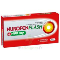 NUROFENFLASH 400 mg Comprimés pelliculés Plq/12 à St Jean de Braye