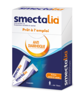 Smectalia 3 G Suspension Buvable En Sachet 12sach/10g à St Jean de Braye